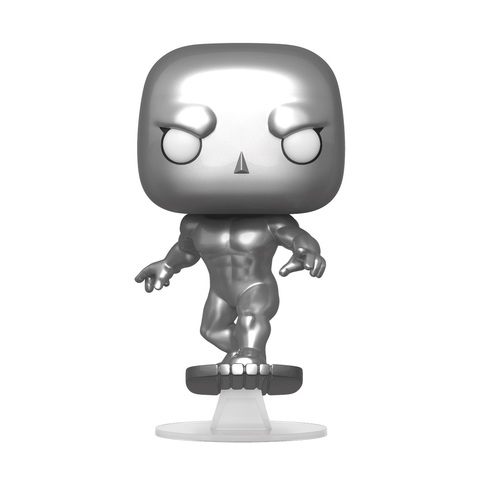 Фигурка Funko POP! Bobble: Marvel: Fantastic Four: Silver Surfer(MT) 44992