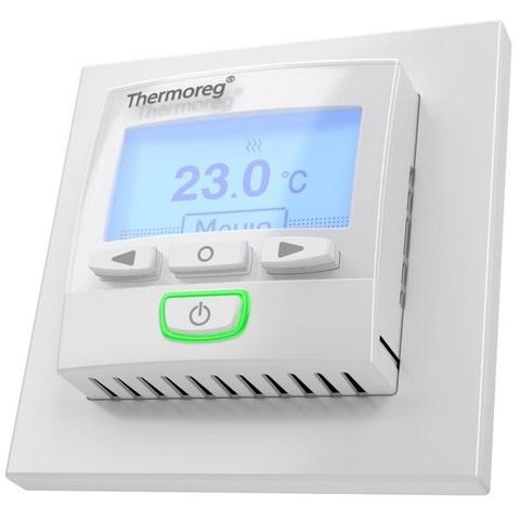 Терморегулятор для теплого пола. Thermoreg TI-950 Design
