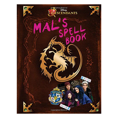 Книга заклинаний и дневник Мэл - Descendants: Mal's Spell Book, Disney