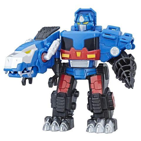 Робот - трансформер Playskool Динозавр Оптимус Прайм (Optimus Prime)  - Боты спасатели (Rescue Bots), Hasbro