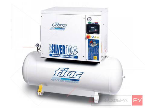 Винтовой компрессор FIAC NEW SILVER 10-500
