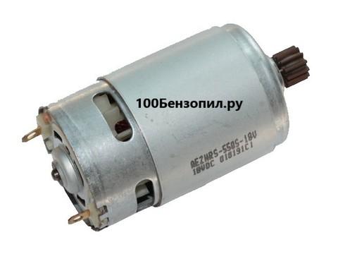 Двигатель для шуруповерта Интерскол 12V