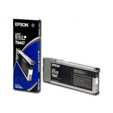 Картридж Epson T5447 для принтеров Stylus Pro 9600, серый (C13T544700)