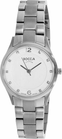 Купить Женские наручные часы Boccia Titanium 3227-02 по доступной цене