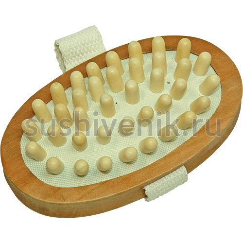 Щетка-массажер от целлюлита