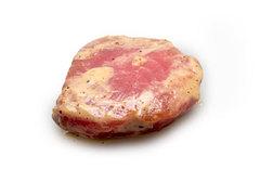 Филе тунца с/с по японски в ореховом соусе, 250г