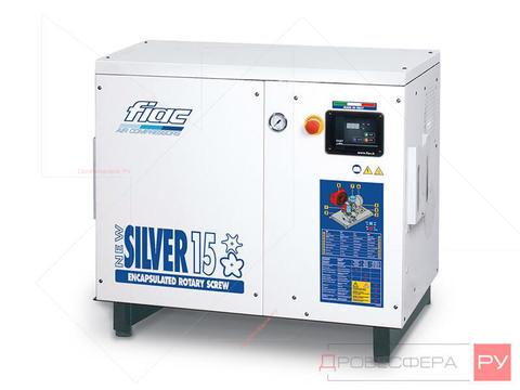 Винтовой компрессор FIAC NEW SILVER 15