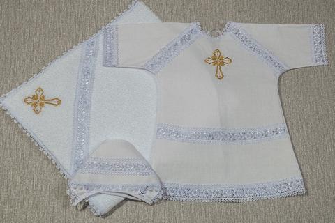 Набор для крещения  Классика