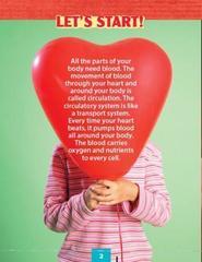 The Circulatory System (explore our world). Reader. Книга для чтения