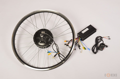 E4BIKE Light+ (Geared hub motor + controller kit) - 500 W