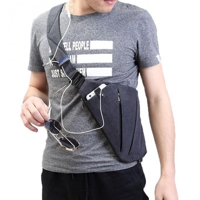 a72e2e9edd60 Ультратонкая сумка-мессенджер мужская через плечо ✸ Купить в ...