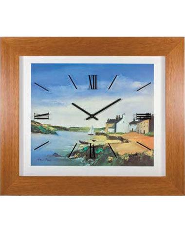 Часы настенные Lowell 11302