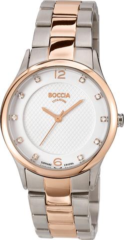 Купить Женские наручные часы Boccia Titanium 3227-04 по доступной цене
