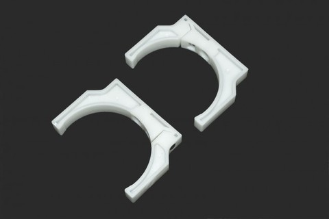 EK-RES X3 Holder 60mm WHITE(2pcs)