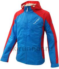 Ветрозащитная мембранная куртка Nordski National blue мужская
