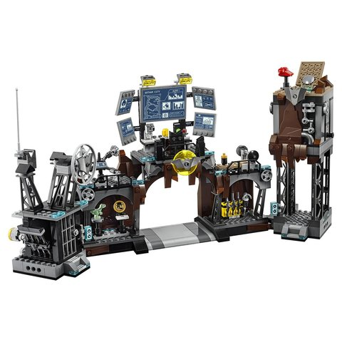LEGO Super Heroes: Вторжение Глиноликого в бэт-пещеру 76122 — Batcave Clayface Invasion — Лего Супер Герои ДиСи