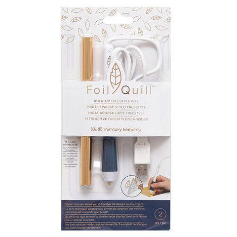 Ручка для фольгирования  We R Memory Keepers Foil Quill Pen BOLD TIP