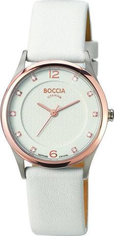 Купить Женские наручные часы Boccia Titanium 3227-06 по доступной цене