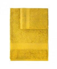 Набор полотенец 2 шт Caleffi Calypso светло-желтый