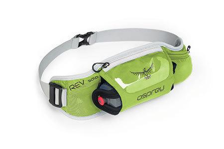 Рюкзаки для бега Сумка поясная для бега с бутылкой Osprey Rev Solo Bottle Pack Flash Green 421_1034_xl.jpg