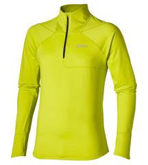 Рубашка беговая Asics Lite-Show LS 1/2 Zip мужская