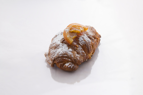 Круасан Оранж з мигдалем