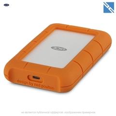 Жесткий диск внешний Lacie 4TB Rugged USB 3.1 Gen 1 Type-C и -A