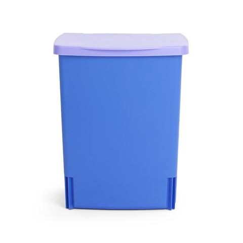 Встраиваемый мусорный бак (10 л), Лаванда, арт. 482243 - фото 1