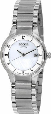 Купить Женские наручные часы Boccia Titanium 3228-01 по доступной цене