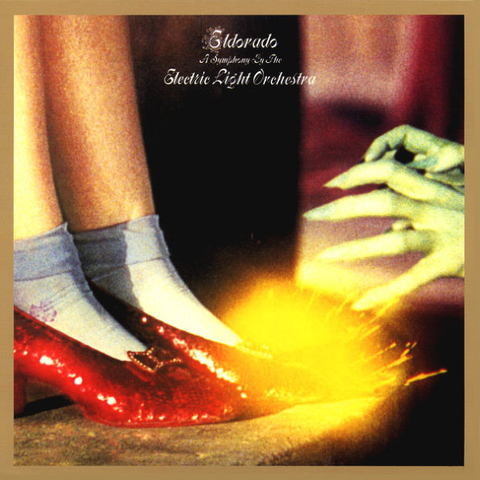 Electric Light Orchestra / Eldorado - A Symphony (LP)
