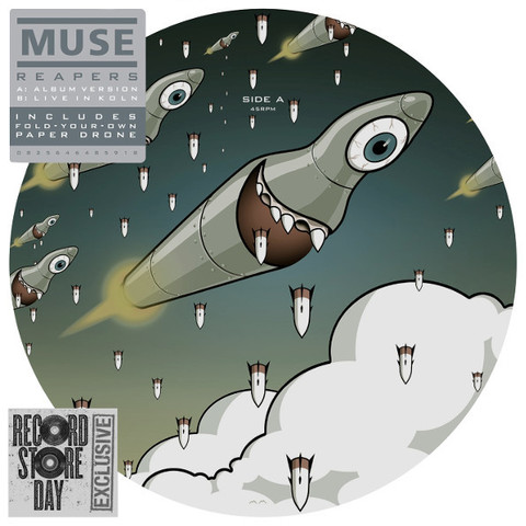 Muse / Reapers (Picture Disc)(7