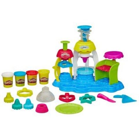 "Набор пластилина Play-Doh""Фабрика пирожныхк"""
