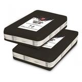 Мастика битумно-резиновая МБР-75 коробка 14кг