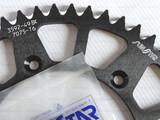 Комплект звезда 13, звезда 49, цепь 520 для Yamaha WR250 YZ250