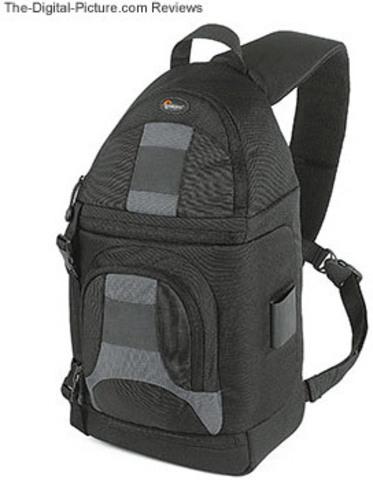 Фото рюкзак LowePro SlingShot 200 AW