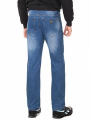 5707 джинсы мужские, синие