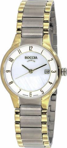 Купить Женские наручные часы Boccia Titanium 3228-02 по доступной цене