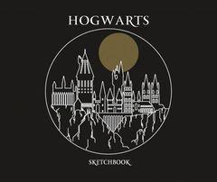 Скетчбук. Гарри Поттер. Хогвартс