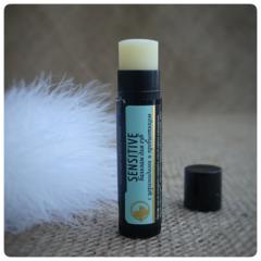 Бальзам для губ Sensitive c церамидами и пребиотиком, Мастерская Олеси Мустаевой