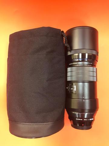 Olympus 300mm f/4 комиссия