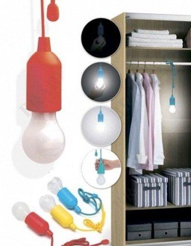 Светодиодный светильник Лампочка