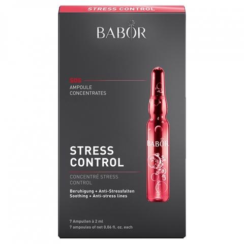 Babor Ампулы Контроль Стресса Stress Control