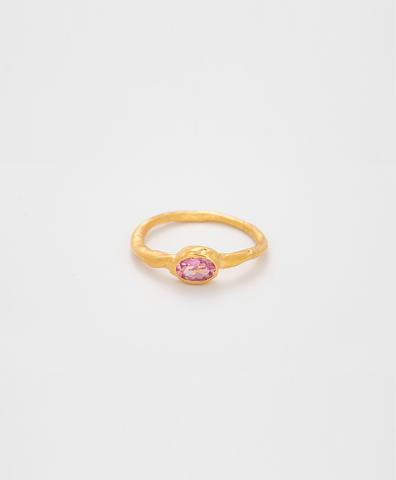 Кольцо A Desert Bloom Pink Tourmaline