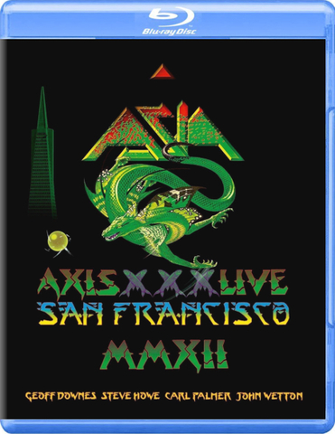 Asia / Axis XXX Live San Francisco (Blu-ray)