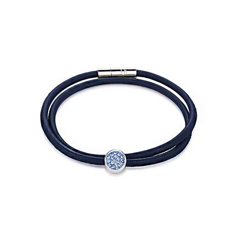 Браслет Coeur de Lion 0118/31-0720 цвет синий, голубой