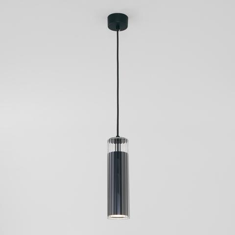 Подвесной светодиодный светильник 50187/1 LED черный