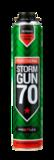 Пена монтажная профессиональная PROFFLEX STORM GUN 70 850 мл (12шт/кор)