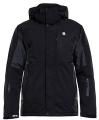 Куртка горнолыжная 8848 Altitude Gainer black мужская