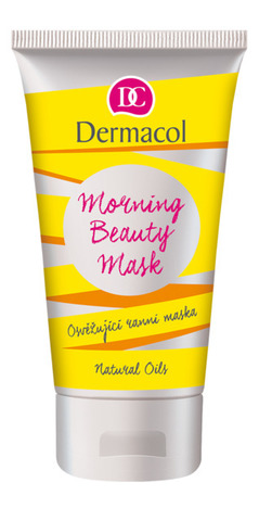 Dermacol Morning beauty Освежающая утренняя маска