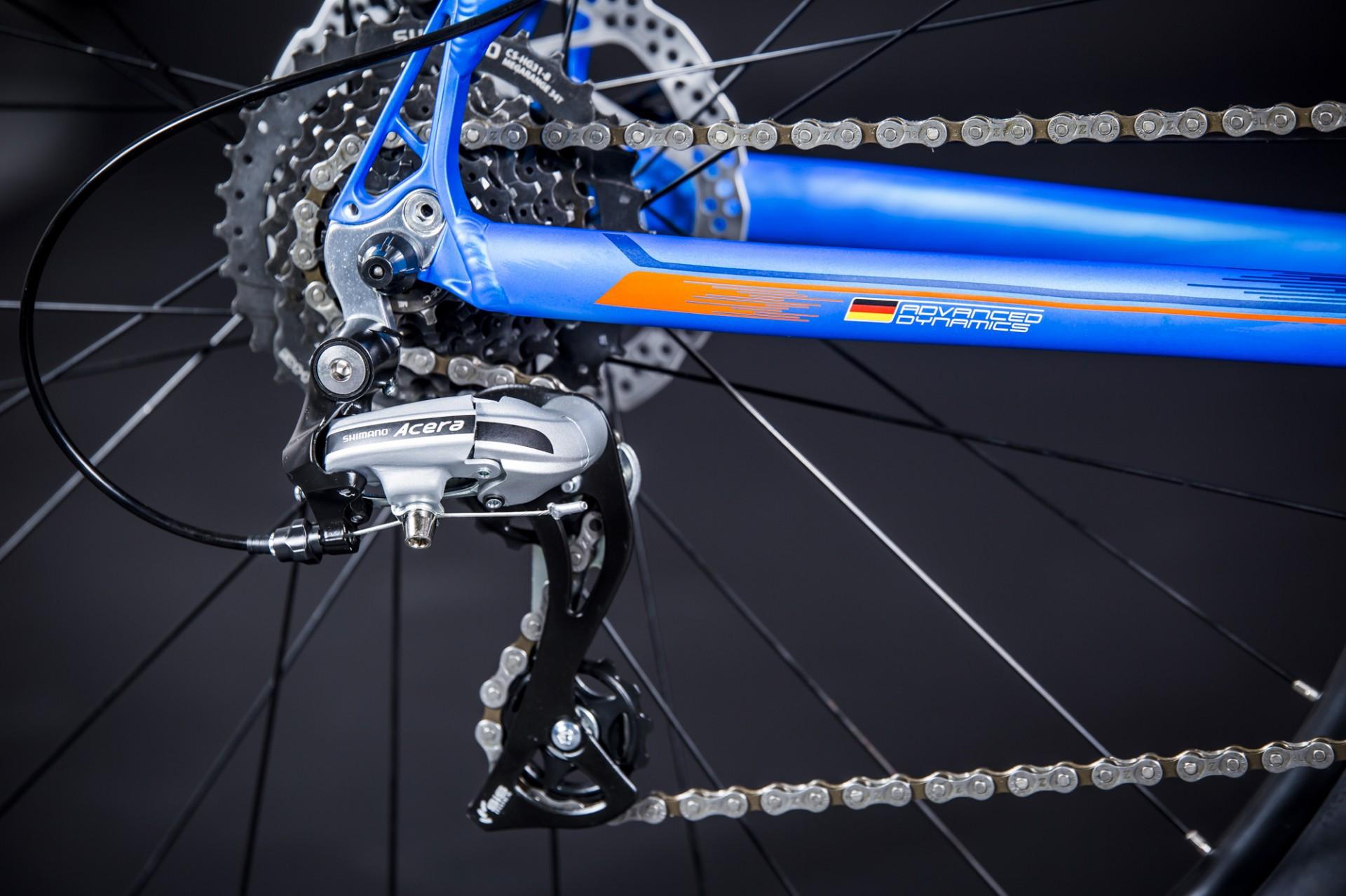 Silverback Spectra 29 Sport (2015)
